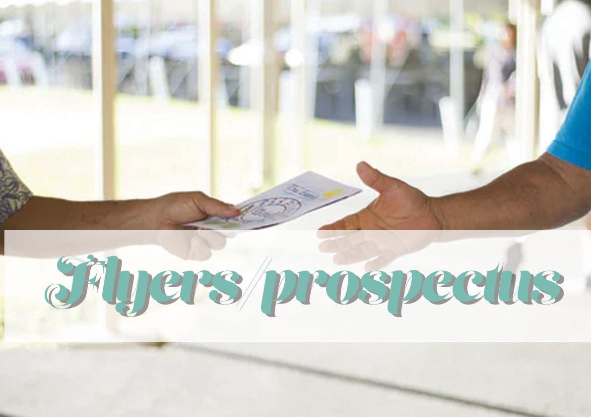 support_de_communication_flyers
